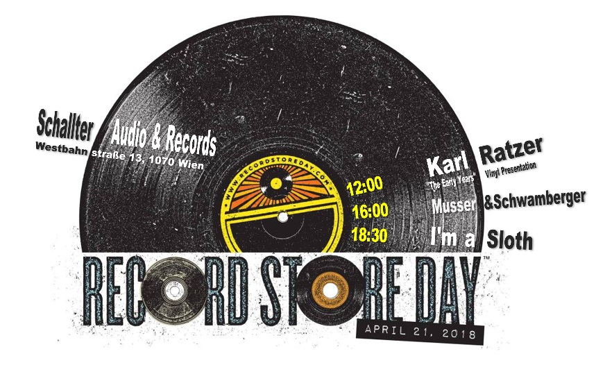 Flyer RecordStoreDay 2018